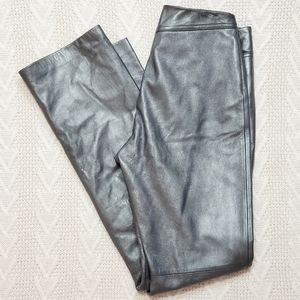 Gap Leather Women's Pants